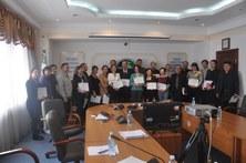 ISMU workshops in Kazahstan