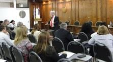 Jornada sobre Dirección Estratégica en la Universidad de Cuyo (Argentina)